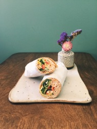 Delicious wraps available